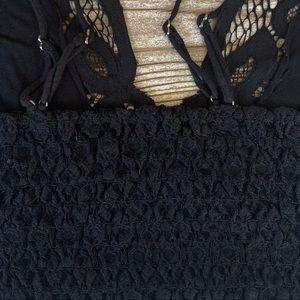 Free People Intimates & Sleepwear - FP Intimately Adella Longline Bralette
